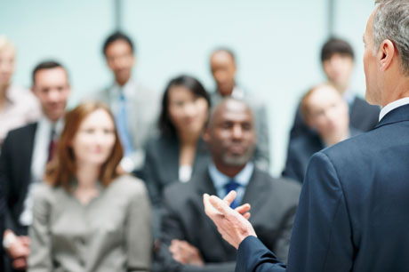 The secret to effective business presentations