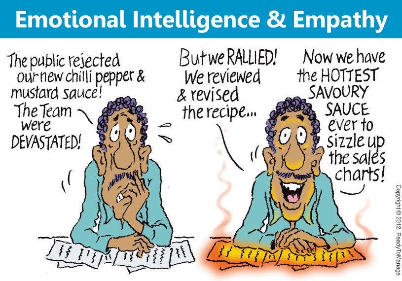 Emotional Intelligence Cartoon
