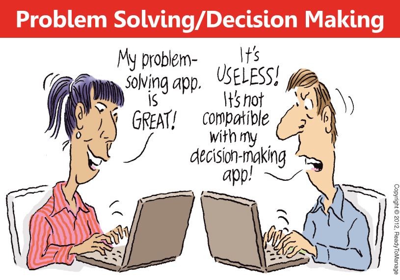 Image result for cartoon it problems