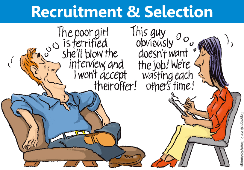 role of recruitment and selection Recruitment and selection, hrm, interview, role-play this activity can be used to create an interview role-play lesson to relate the theory to something active the resources i have uploaded could include an interviewer, interviewee and observer the w.