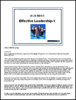 Leadership PowerPoint