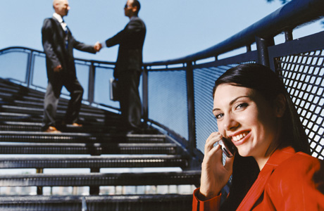 Networking More Widely or Building Your List of Contacts