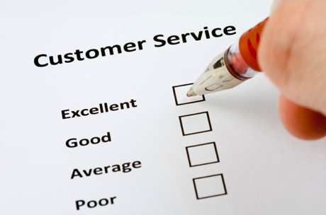 Service Skills Assessment