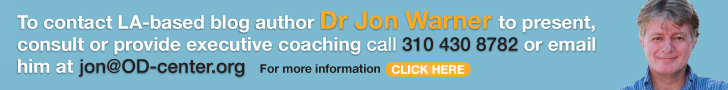 Jon Warner – Author, Speaker, Management Consultant and Executive Coach