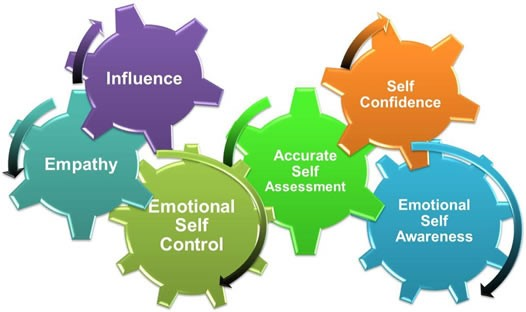 Various skills to develop emotional intelligence